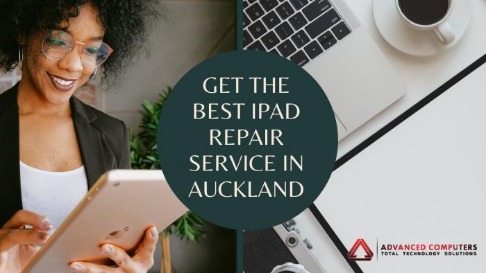 Get The Best iPad Repair Service in Auckland
