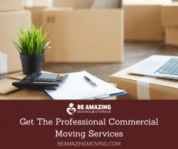 Get The Professional Commercial Moving Services