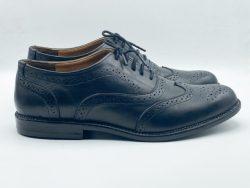 Handmade Men Block Shoes