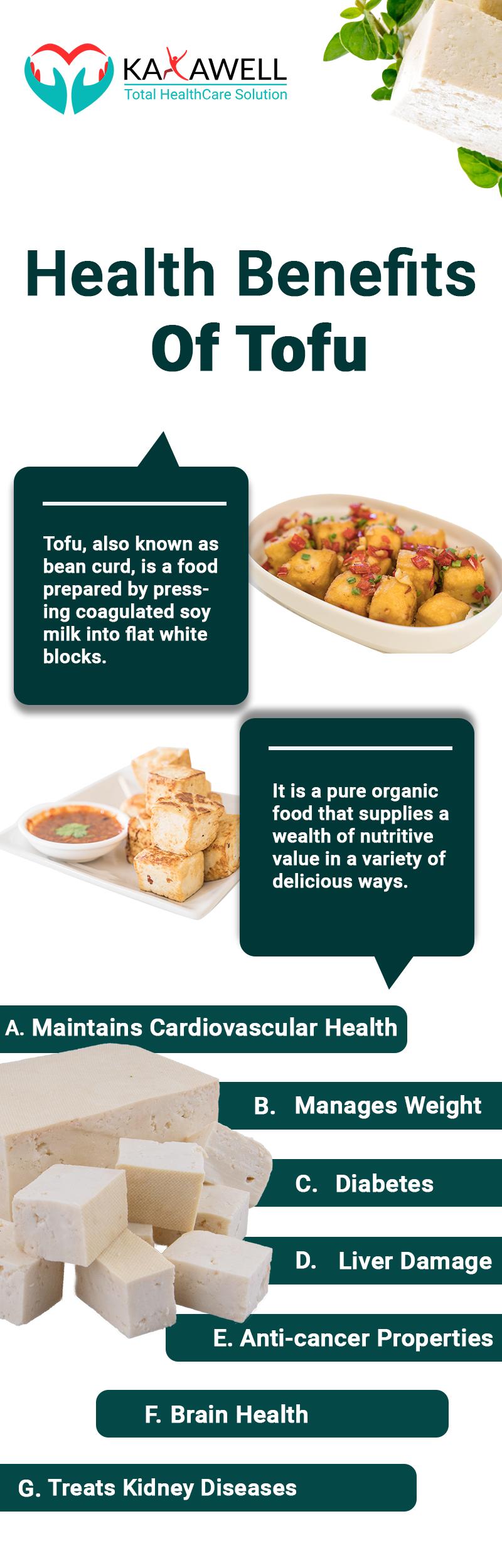9 Health Benefits of Tofu