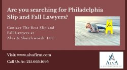 Hire The Best Slip and Fall Lawyers Attorney in Philadelphia