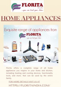 Home Appliances Manufacturer In India