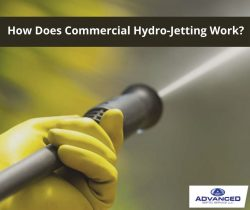 How Does Commercial Hydro-Jetting Work?