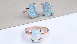 Raw Crystal Jewelry | Rananjay Exports