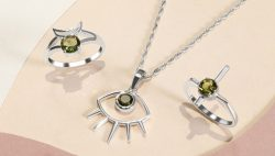 Moldavite Jewelry at Affordable Price