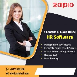5 Benefits of HR Software in Dubai