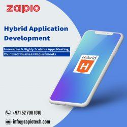 Hybrid App Development Dubai | Cross-Platform Apps UAE