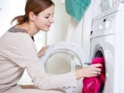Laundry in Jvc