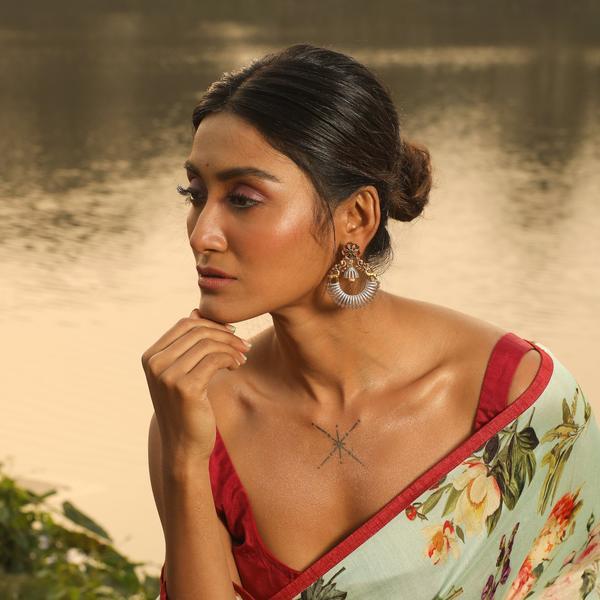 Get Exclusive Designer Pairs Of Indian Jhumka