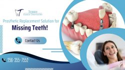 Improve Aesthetics of Your Teeth with Dental Implant