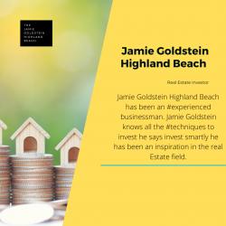 Jamie Goldstein Highland Beach