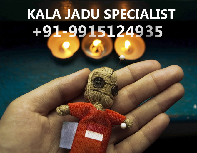Kala Jadu Specialist Expert S.K Shastri ji +91-9915124935