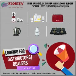 Kitchen Appliances Manufacturers In Uttarakhnad- Florita