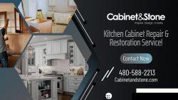 Kitchen Cabinet Design & Installation Service