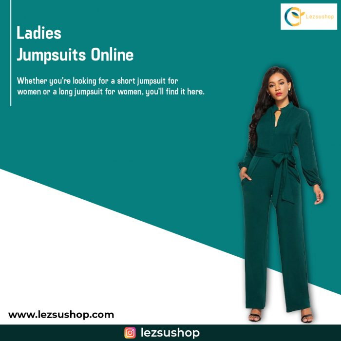 Ladies Jumpsuits Online