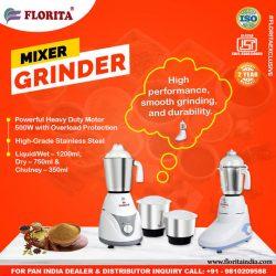 Kitchen Appliances Manufacturer In Roorkee- Florita