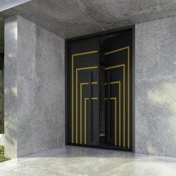 Modern House Front Door | Zen Doors