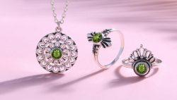 Wholesale Moldavite Jewelry by Rananjay Exports