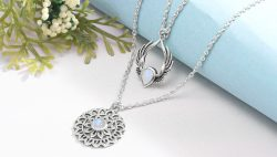 Sterling Silver Moonstone Jewelry For Women