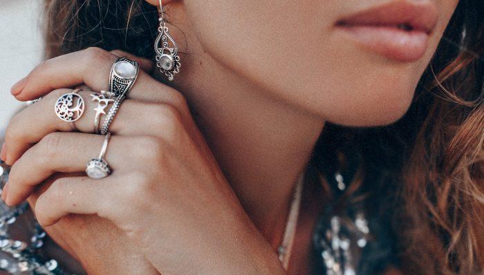 Buy Silver Moonstone Ring in Wholesale Price   Moonstone Rings