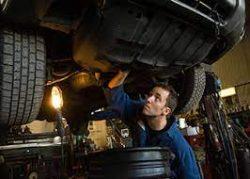 Shlomi Yoshai   Automotive Service Technicians