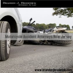 Motorcycle Accident Attorneys New Jersey