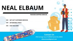 Neal Elbaum | Expert of Shipping Services