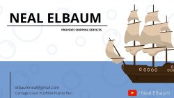 Neal Elbaum – Get Delivered Your Package at Affordable prices