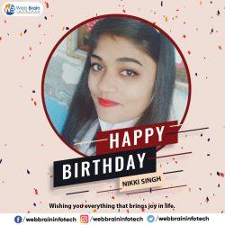 Nikki Birthday