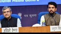 Centre's announcement for telecom sector
