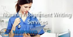 Trusted Nursing assignment writing service