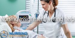 Require Nursing assignment writing help
