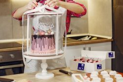 Online Cake Order in Gurgaon By Chef IICA