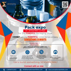 Leading PACK EXPO Las Vegas, North America's Prime Packaging Trade Show
