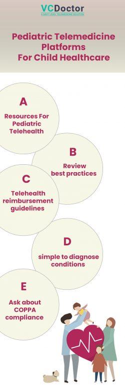 Pediatric telehealth