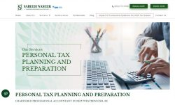 Personal Tax Return New Westminster