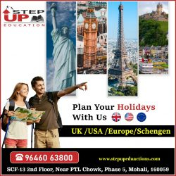 Plan Your Holidays With Us