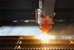CNC Cutting Services for Aluminum Profile of New Energy Automotive Industry