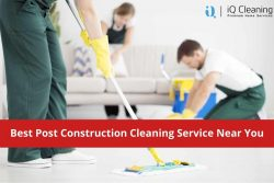 Best Post Construction Cleaning Service Near You