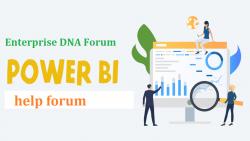 Power bi Help Forum