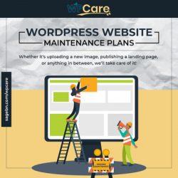 Best WordPress Website Maintenance Plans | Sagebn