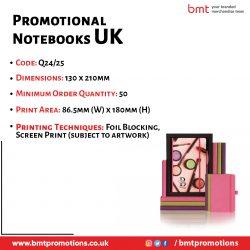 Promotional Notebooks UK