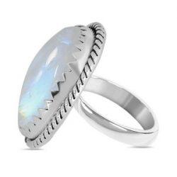 Buy Natural Moonstone Rings