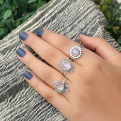 Unique Moonstone Jewelry at Wholesale Price