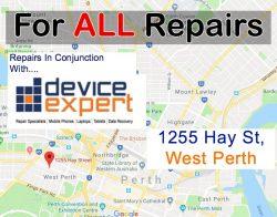 samsung mobile phone repairs perth