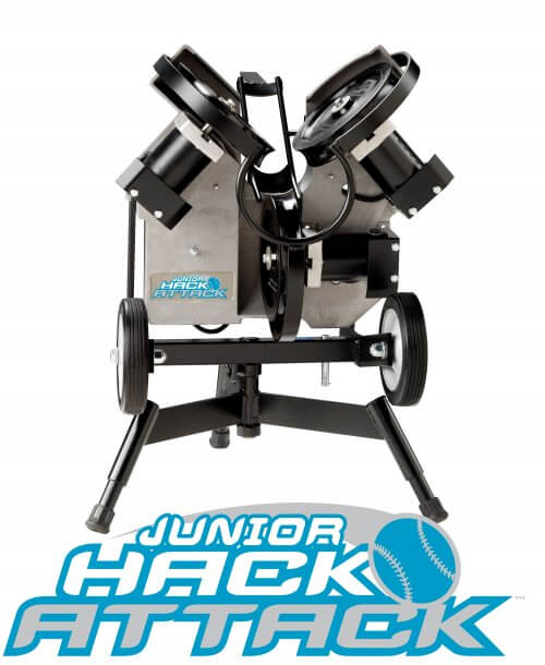 Hack Attack Pitching Machine – JR Softball 112-1100 – OUT OF STOCK