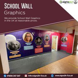 School Wall Graphics