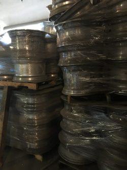 Scrap Aluminium Wheels