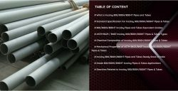 Incoloy 800/ 800H/ 800HT Tube & Pipe