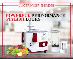 Juicer Mixer Grinder Supplier In India- Florita